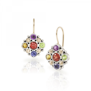 Victorian Earrings by Scarab Jewellery Studio