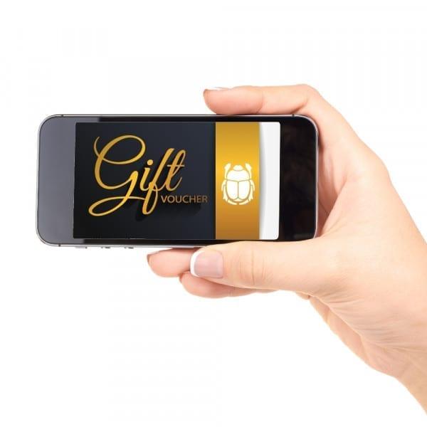 Scarab Online Store Credit Gift Voucher